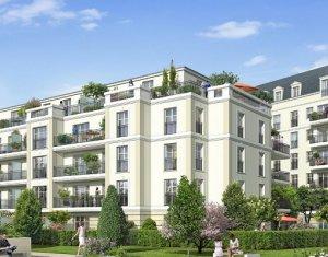 Achat / Vente immobilier neuf Rueil-Malmaison proche cœur de ville (92500) - Réf. 6036