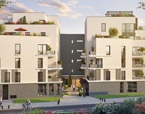 Achat / Vente immobilier neuf Rueil-Malmaison quartier Richelieu-Chataigneraie (92500) - Réf. 4372