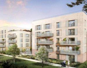 Achat / Vente immobilier neuf Rungis cœur agro-quartier de Montjean (94150) - Réf. 4817