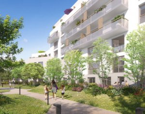 Achat / Vente immobilier neuf Rungis proche tramway T7 (94150) - Réf. 5097