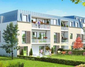 Achat / Vente immobilier neuf Saint-Brice-sous-Forêt quartier du Vieux Saint-Brice (95350) - Réf. 1275