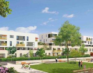 Achat / Vente immobilier neuf Saint-Cyr-l'École Plaine de Vie proche Château de Versailles (78210) - Réf. 1959