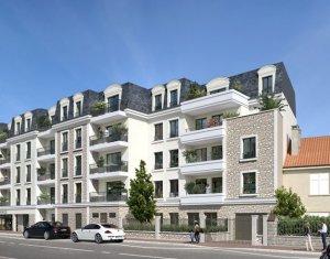 Achat / Vente immobilier neuf Saint-Cyr-l'Ecole proche commerces (78210) - Réf. 2550