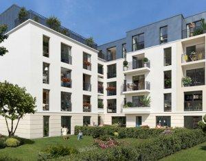 Achat / Vente immobilier neuf Saint-Cyr-L'Ecole proche Fontaine Saint-Martin (78210) - Réf. 2113