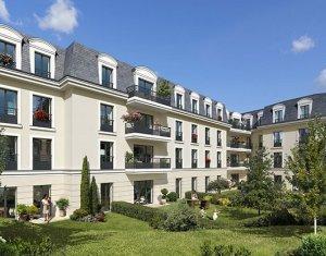 Achat / Vente immobilier neuf Saint-Cyr-l'École proche mairie (78210) - Réf. 3102