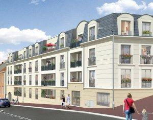 Achat / Vente immobilier neuf Saint-Cyr-l'Ecole proximité Gare (78210) - Réf. 2107