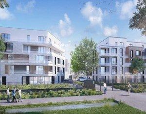 Achat / Vente immobilier neuf Saint-Cyr-l'École quartier de la Plaine de Vie (78210) - Réf. 1749