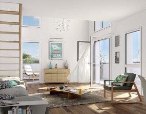 Achat / Vente immobilier neuf Saint-Denis éco-quartier Universeine (93200) - Réf. 1247