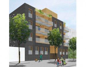 Achat / Vente immobilier neuf Saint-Denis proche quartier Brise-Echalas (93200) - Réf. 267