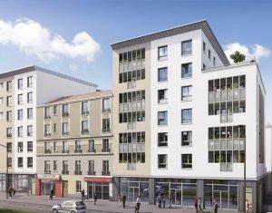 Achat / Vente immobilier neuf Saint-Denis proche RER D (93200) - Réf. 2600
