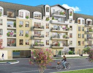 Achat / Vente immobilier neuf Saint-Fargeau-Ponthierry à 700 mètres du RER D (77310) - Réf. 3934