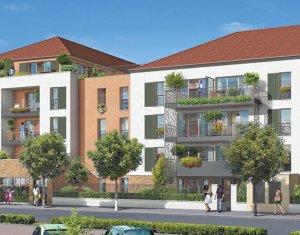 Achat / Vente immobilier neuf Saint-Fargeau-Ponthierry proche centre (77310) - Réf. 2051