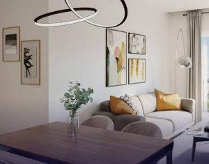 Achat / Vente immobilier neuf Saint-Fargeau-Ponthierry proche RER D (77310) - Réf. 4487