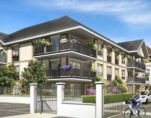 Achat / Vente immobilier neuf Saint-Germain-lès-Arpajon quartier pavillonnaire proche Brétigny (91180) - Réf. 2059