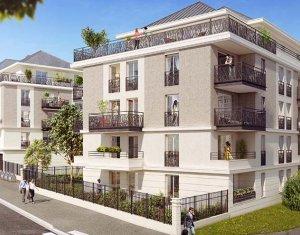 Achat / Vente immobilier neuf Saint-Gratien proche de Paris (95210) - Réf. 2363