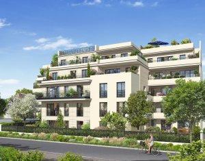 Achat / Vente immobilier neuf Saint-Maur-des-Fossés proche bords de Marne (94100) - Réf. 3833