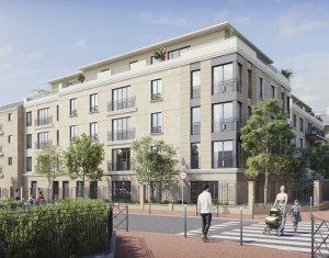 Achat / Vente immobilier neuf Saint-Maur-des-Fossés proche commodités (94100) - Réf. 2176