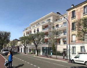 Achat / Vente immobilier neuf Saint-Maur-Des-Fossés proche parc de l'abbaye (94100) - Réf. 2390