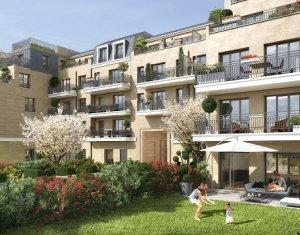 Achat / Vente immobilier neuf Saint-Maur vieille ville proche RER A (94100) - Réf. 2487