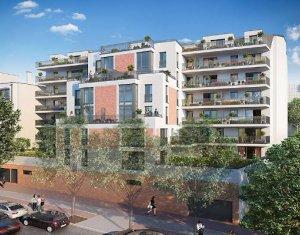 Achat / Vente immobilier neuf Saint-Maurice à deux pas du Bois de Vincennes et proche du RER A (94410) - Réf. 4162