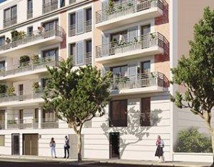 Achat / Vente immobilier neuf Saint-Maurice proche Bois de Vincennes (94410) - Réf. 809