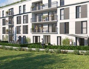 Achat / Vente immobilier neuf Saint-Michel-sur-Orge face au parc Jean Vilar (91240) - Réf. 2723