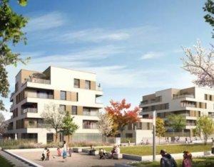 Achat / Vente immobilier neuf Saint-Michel-sur-Orge proche de la gare RER C (91240) - Réf. 860