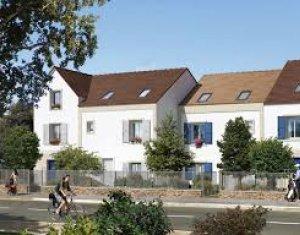 Achat / Vente immobilier neuf Saint-Ouen-l'Aumône quartier pavillonnaire (95310) - Réf. 484