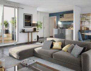 Achat / Vente immobilier neuf Saint-Ouen proche centre (93400) - Réf. 850