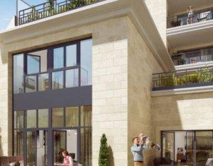 Achat / Vente immobilier neuf Saint-Ouen proche Grand Parc des Docks (93400) - Réf. 3849