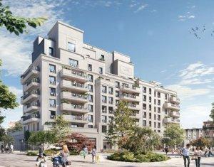 Achat / Vente immobilier neuf Saint-Ouen proche métro 13 (93400) - Réf. 5072