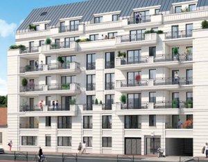 Achat / Vente immobilier neuf Saint-Ouen rue de Landy (93400) - Réf. 696