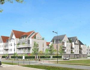 Achat / Vente immobilier neuf Saint-Pierre-de-Perray cœur ecoquartier de la Clé (91280) - Réf. 5615