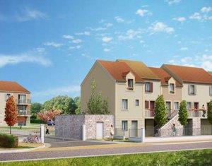 Achat / Vente immobilier neuf Saint-Pierre proche forêt de Montmorency (95560) - Réf. 2272