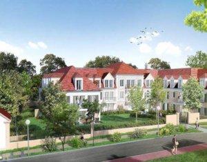 Achat / Vente immobilier neuf Saint-Prix proche centre (95390) - Réf. 2956