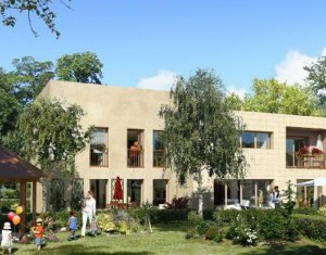 Achat / Vente immobilier neuf Saint-Thibault-des-Vignes (77400) - Réf. 1335
