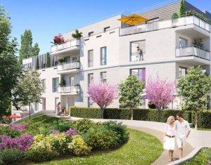 Achat / Vente immobilier neuf Saint-Thibault-des-Vignes proche de la Mairie (77400) - Réf. 2506