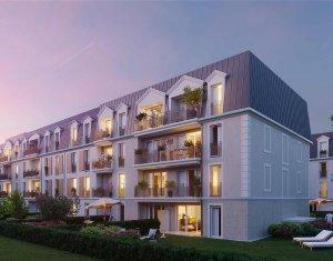 Achat / Vente immobilier neuf Sainte-Geneviève-des-Bois proche centre-ville (91700) - Réf. 2455