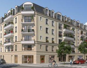 Achat / Vente immobilier neuf Sannois boulevard Charles de Gaulle (95110) - Réf. 2732