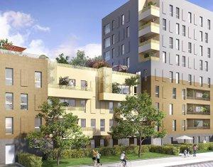 Achat / Vente immobilier neuf Sarcelles face au tramway 5 (95200) - Réf. 2211