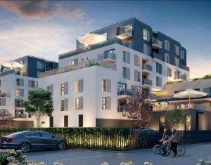 Achat / Vente immobilier neuf Sarcelles proche gare RER D (95200) - Réf. 4806