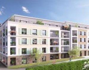 Achat / Vente immobilier neuf Sarcelles proche parc des Prés-sous-la-ville (95200) - Réf. 3950