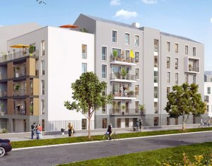 Achat / Vente immobilier neuf Sartrouville proche parc Youri Gagarine (78500) - Réf. 1783