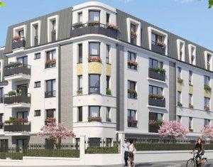 Achat / Vente immobilier neuf Sartrouville proche RER A (78500) - Réf. 1457