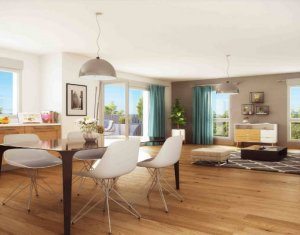 Achat / Vente immobilier neuf Saulx-les-Chartreux proche de la Ville Du Bois (91160) - Réf. 3188