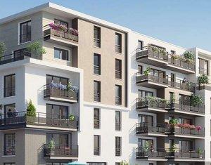 Achat / Vente immobilier neuf SAVIGNY cœur de ville (91600) - Réf. 907