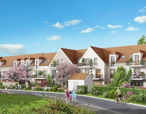 Achat / Vente immobilier neuf Savigny-le-Temple à 9 minutes à pied du centre-ville (77176) - Réf. 3385