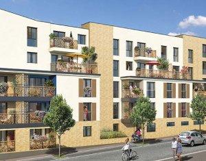 Achat / Vente immobilier neuf Savigny-sur-Orge proche commerces et transports (91600) - Réf. 2392
