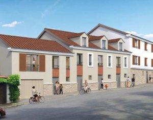 Achat / Vente immobilier neuf Savigny-sur-Orge proche de la gare (91600) - Réf. 4431