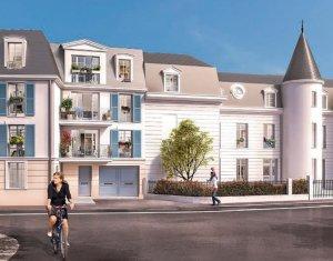 Achat / Vente immobilier neuf Savigny-sur-Orge proche place Davout (91600) - Réf. 2080